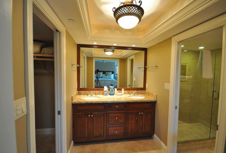 Pelican Bay KGT Remodeling - Bathroom cabinets naples fl
