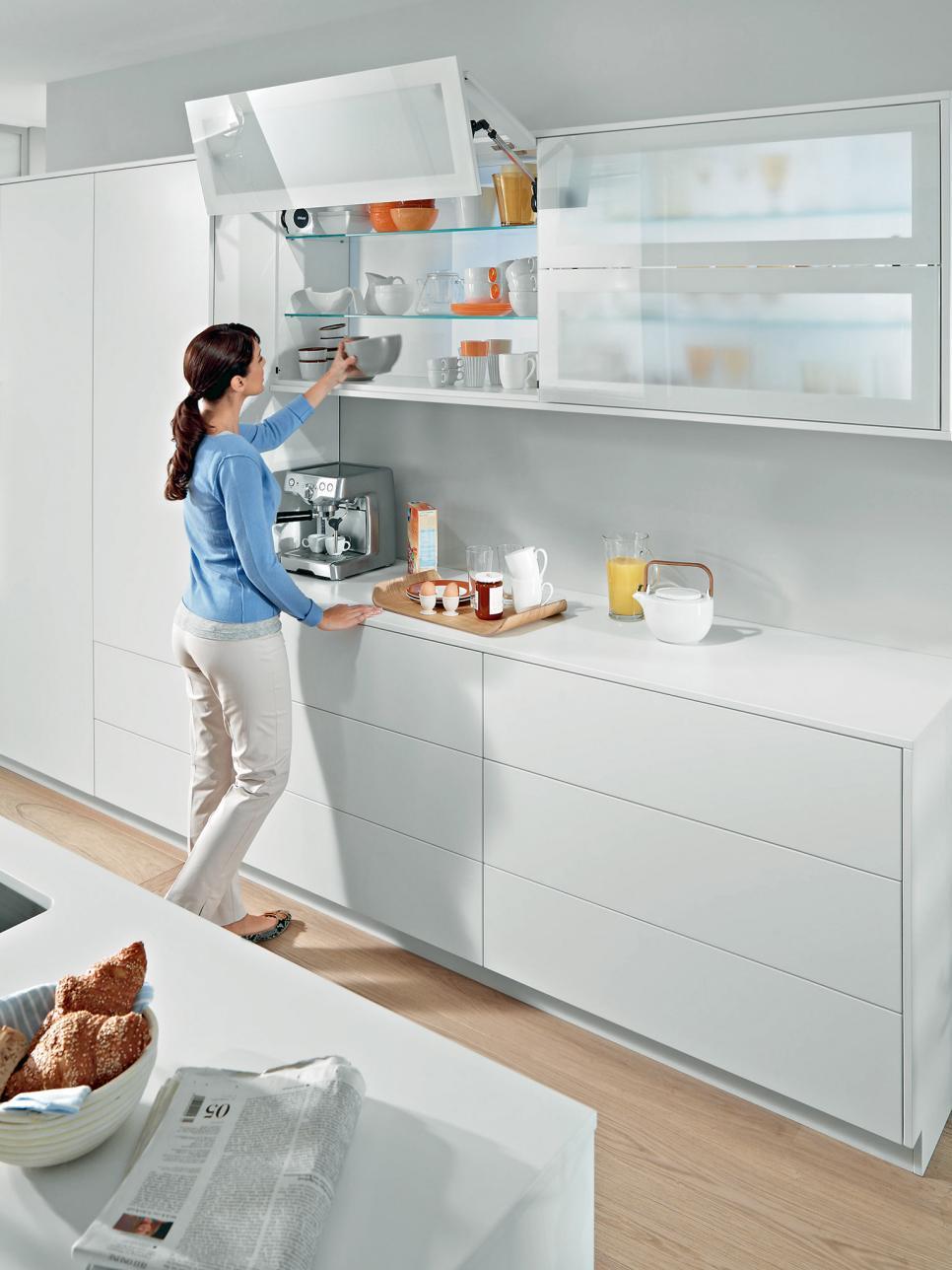 Kitchen cabinet color trends 2016 - Ci Blum_hydraulic Garage Door Kitchen Cabinets Jpg Rend