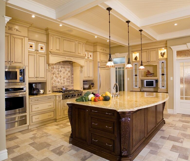 How to Pick out Kitchen Cabinetry