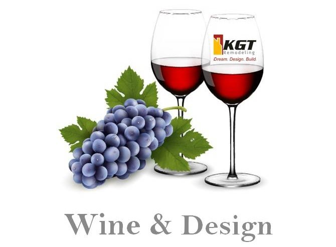 "KGT Remodeling Announces a ""Wine and Design"" Event for November 10, 2016"