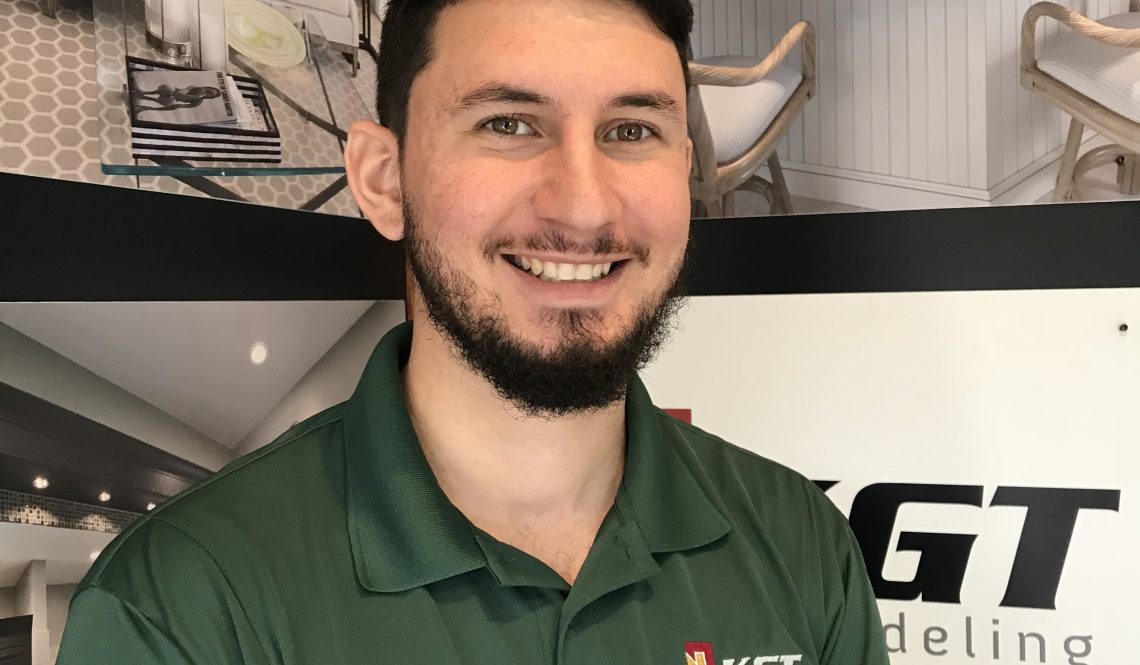 KGT Remodeling welcomes Daniel Thuman as Lead Carpenter