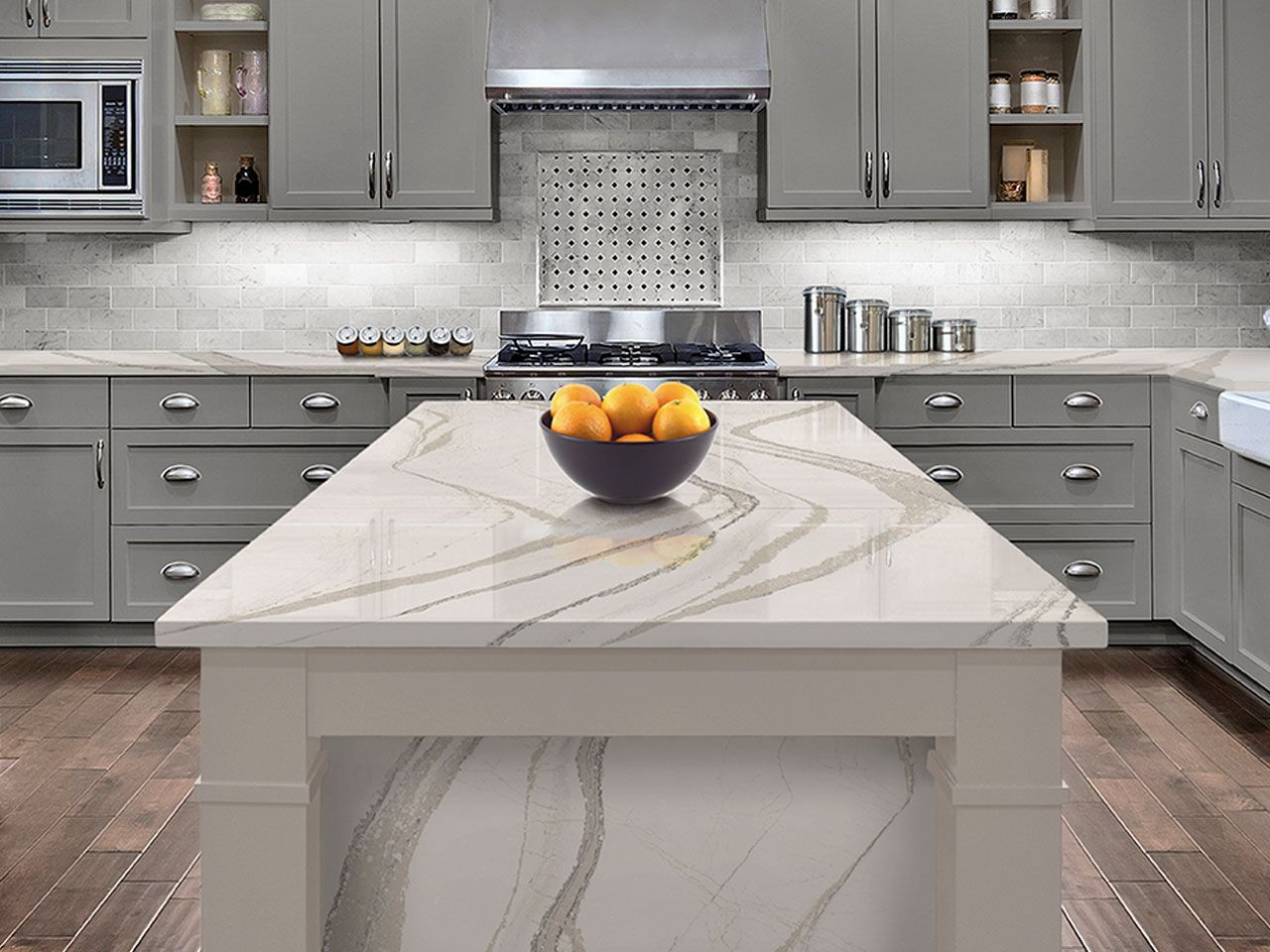 Why should you choose quartz for your countertops kgt for How much is a slab of quartz
