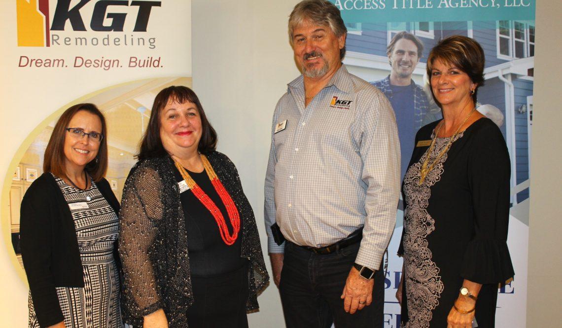 """KGT Remodeling held """"Wine, Design & Location"""" Event"""